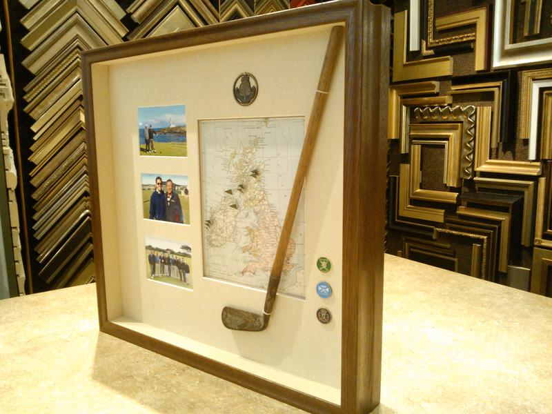 Conservation Picture Framing