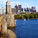 """Longfellow Bridge"" by Vivian Avery 12"" x 9"" $90 photograph"